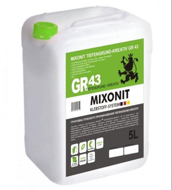 Primer Mixonit GR 43
