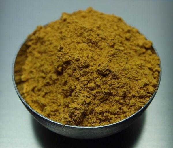 Ocre - pigment naturel