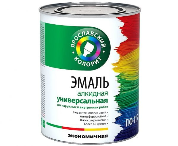 Émail PF-115 saveur universelle Yaroslavl