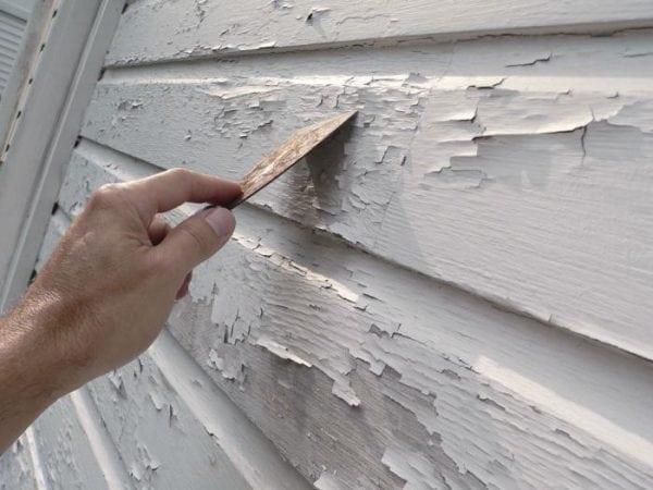 Préparation des surfaces à peindre avec l'émail PF-115