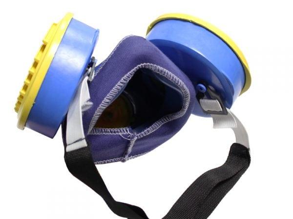 Lors de l'application de l'émail PF-115, un respirateur doit être utilisé