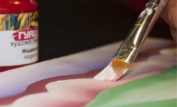 Couches de peinture