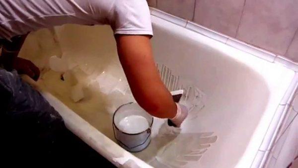 Revêtement de bain