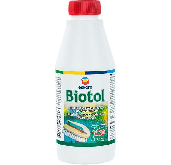Décapant de moule de Biotol