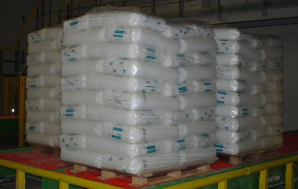 Le thermoplastique doit être stocké dans un endroit protégé du soleil.