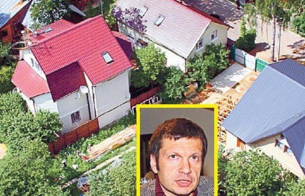 Cottage à Peredelkino