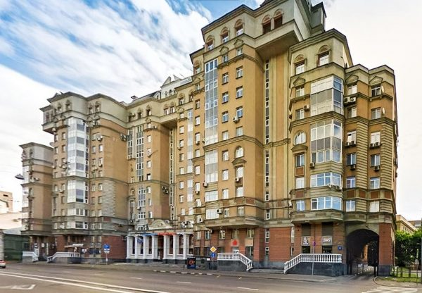 Maison d'élite sur Dolgorukovskaya, 6