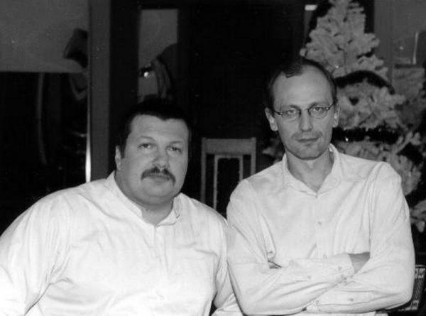 Vladimir Soloviev et Alexander Gordon